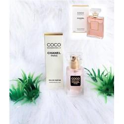 Nước hoa nữ Chanel Coco Mademoiselle chai chiết chính hãng 20ml