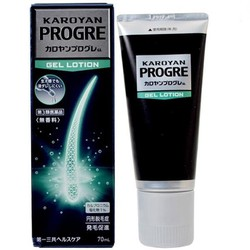 Gel Lotion đặc trị rụng tóc Karoyan Progre Nhật Bản