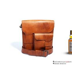 ZC05CCL - Túi da handmade đựng tablet da thật cao cấp