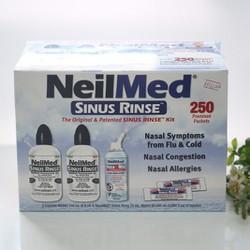 Bộ rửa mũi NeilMed Sinus Rinse hàng Mỹ