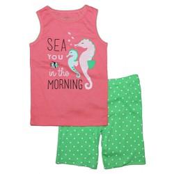 032 - Bộ bé gái Carters - Seahorse -  Tinker Bell Kids