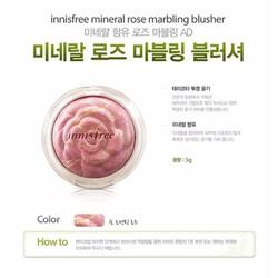 Má hồng ROSE MARBLING BLUSHER