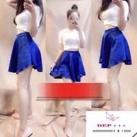 chân váy xếp ly chất đẹp XL14