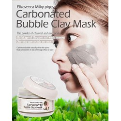 Mặt nạ Elizavecca Carbonated Bubble Clay Mask