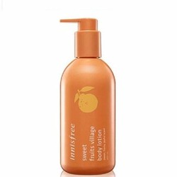 Sữa Dưỡng thể chiết xuất hoa quả Innisfree Sweet fruit body lotion