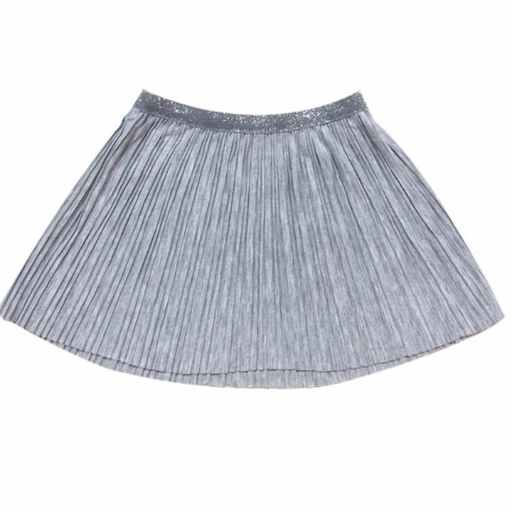 Chân váy thun xếp li Oshkosh cho bé gái 4-10T 1