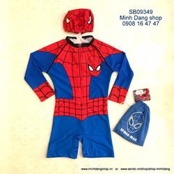 Set đồ bơi Thái lan hình Spiderman