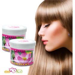 dầu hấp tóc hoa sen