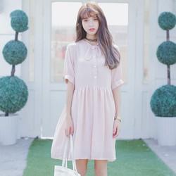 [HẾT HÀNG]  Đầm Xòe Korea