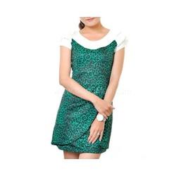Đầm dạo phố thời trang beo ddp08075