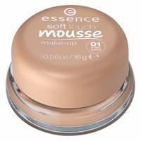 Phấn tươi Đức dạng nén essence soft touch mousse make-up