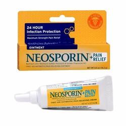 Kem bôi vết thương, vết trầy xướt Neosporin 14.2 gram