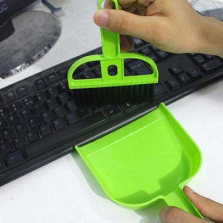 Bộ chổi quét và ky hốt rác mini-SDGD137 2
