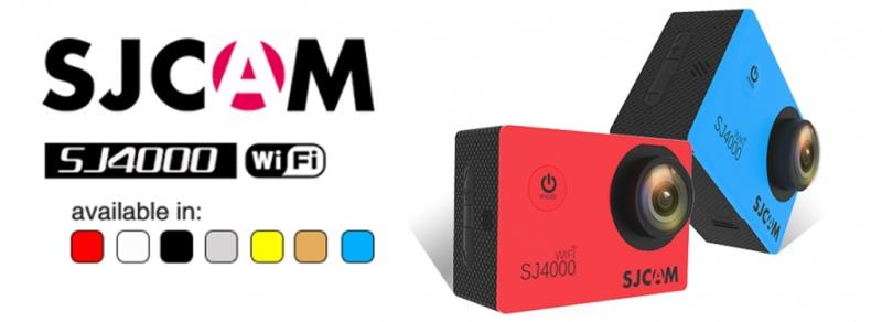 Camera thể thao SJCAM 4000 Wifi chính hãng 2