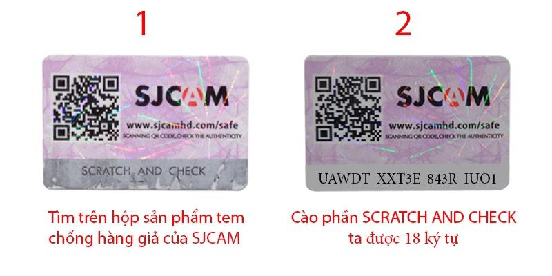 Camera thể thao SJCAM 4000 Wifi chính hãng 17