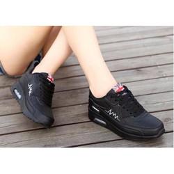 TT054D- Giày sneaker nữ năng động cá tính