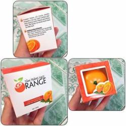 Tắm trắng mặt tinh chất Vitamin C Face Orange