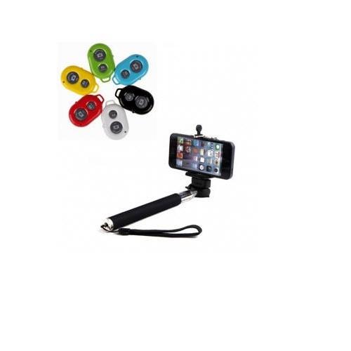 Gậy chụp ảnh Bluetooth kèm Remote - 3945343 , 3287182 , 15_3287182 , 78000 , Gay-chup-anh-Bluetooth-kem-Remote-15_3287182 , sendo.vn , Gậy chụp ảnh Bluetooth kèm Remote