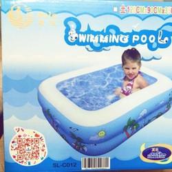 Bể bơi Swimming Pool 2 tầng