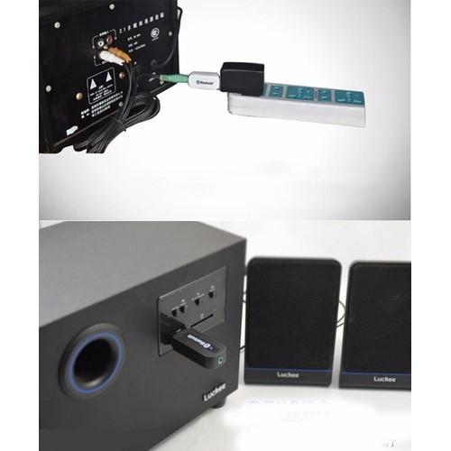 USB Bluetooth music - biến loa thường thành loa Bluetooth