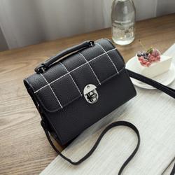 Túi chữ nhật đeo chéo mầu đen