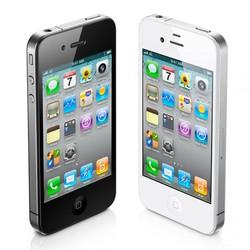 IPHONE 4 - 8GB MỚI 99 đen trắng