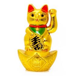 Mèo thần tài mang may mắn cho bạn
