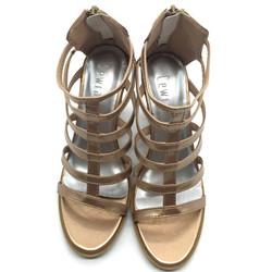 Sandal chiến binh màu da ánh đồng