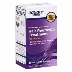 Thuốc mọc tóc Equate Hair Regrowth for Women