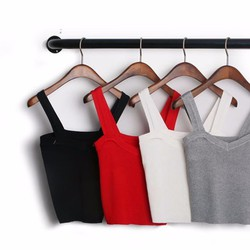 hàng nhập chất lượng áo croptop  hai dây TB0243