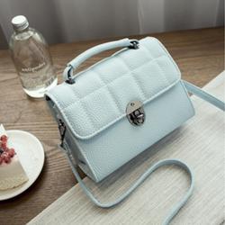 Túi chữ nhật đeo chéo mầu xanh dương