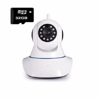 Camera IP wifi tặng thẻ nhớ 32G