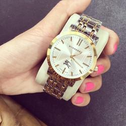 đồng hồ nam  thời trang dây inox