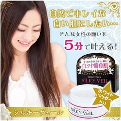Kem trắng da Silky Veil nhập khẩu Nhật Bản