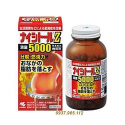 Viên uống giảm mỡ bụng Nhật Bản - Đặc trị giảm béo, giảm mỡ bụng