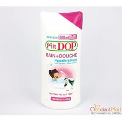 Sữa tắm hương mâm xôi Ptit Dop 400ml
