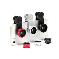 2 Bộ Ống Lens Chụp Hình3 in 1