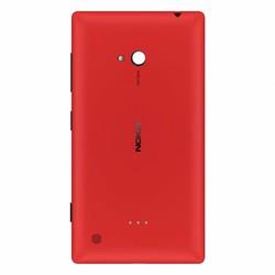 Vỏ nắp lưng đậy pin Nokia Lumia 720 Đỏ