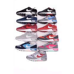 Giày thể thao mới đa dạng màu sắc kiểu dáng đẹp