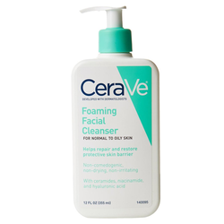 Sữa rửa mặt Cerave Foaming Facial Cleanser Hydrating Cleanser Mỹ