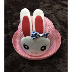 Nón cói chú thỏ xinh xắn