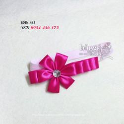 Băng đô hoa cho bé gái