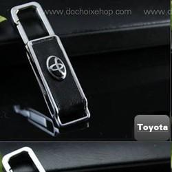 Móc chìa khóa Logo Toyota