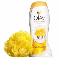 Sữa tắm Olay ultra moisture with shea butter 700gr USA