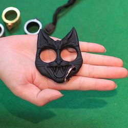 Móc khóa Black Cat