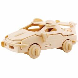3D Puzzle Wooden xếp hình ô tô 3D HPM5235