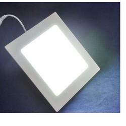 Đèn Led âm trần siêu mỏng 6w Bh 24 tháng