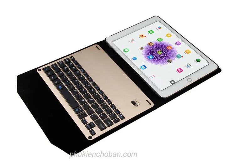 Bàn phím bluetooth bao da dành cho iPad Pro 9.7 6