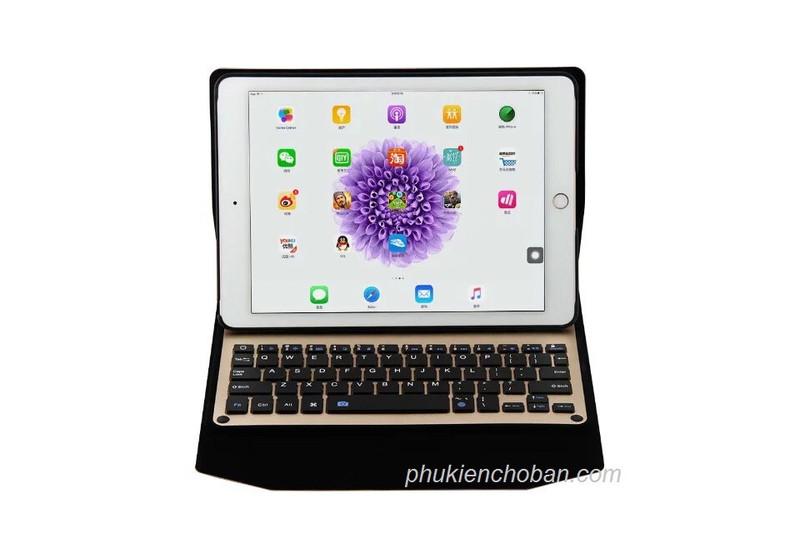 Bàn phím bluetooth bao da dành cho iPad Pro 9.7 3