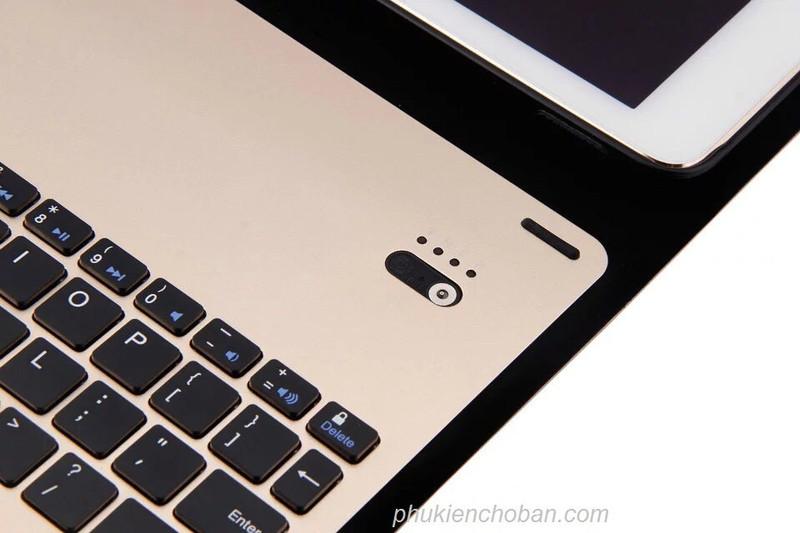 Bàn phím bluetooth bao da dành cho iPad Pro 9.7 1